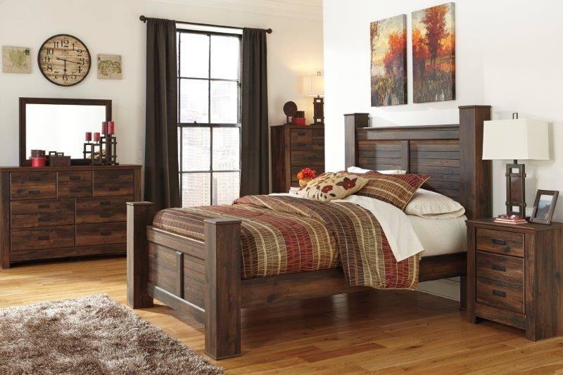 Product photo: BOSTWICK SHOLS 6PC BEDROOM