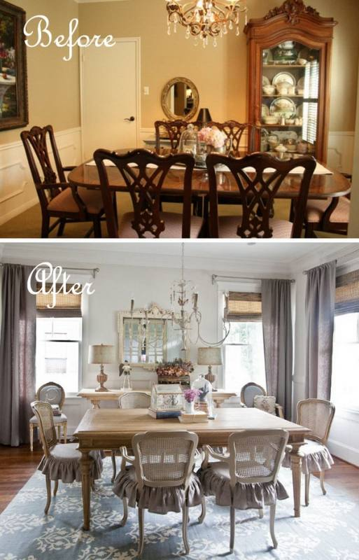 dining room makeover  dining room makeover coastal