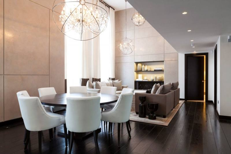 design,luxury dining room