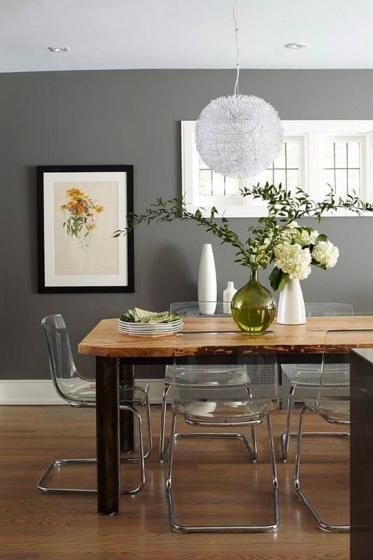 accent wall in bedroom ideas grey white design marvelous dark vi gray dining room