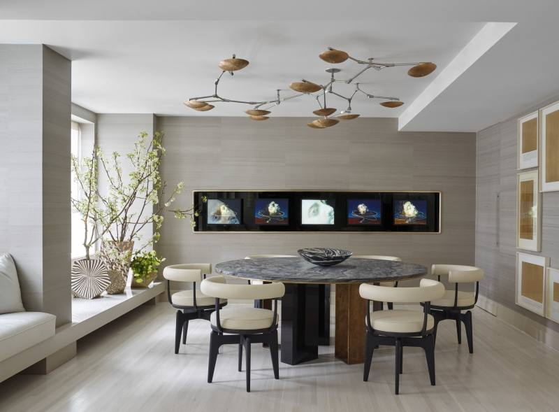Modern Table · Dining Room