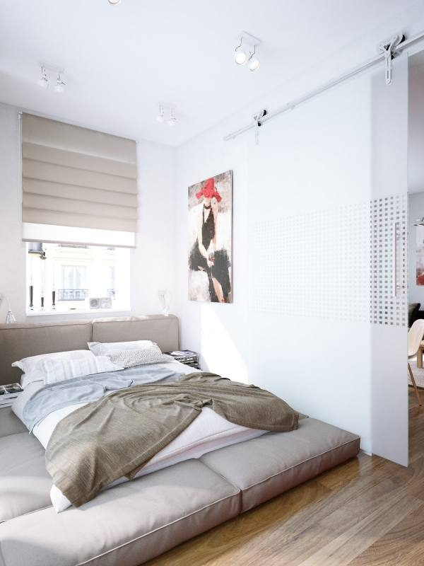 Narrow Bedroom Layout Ideas