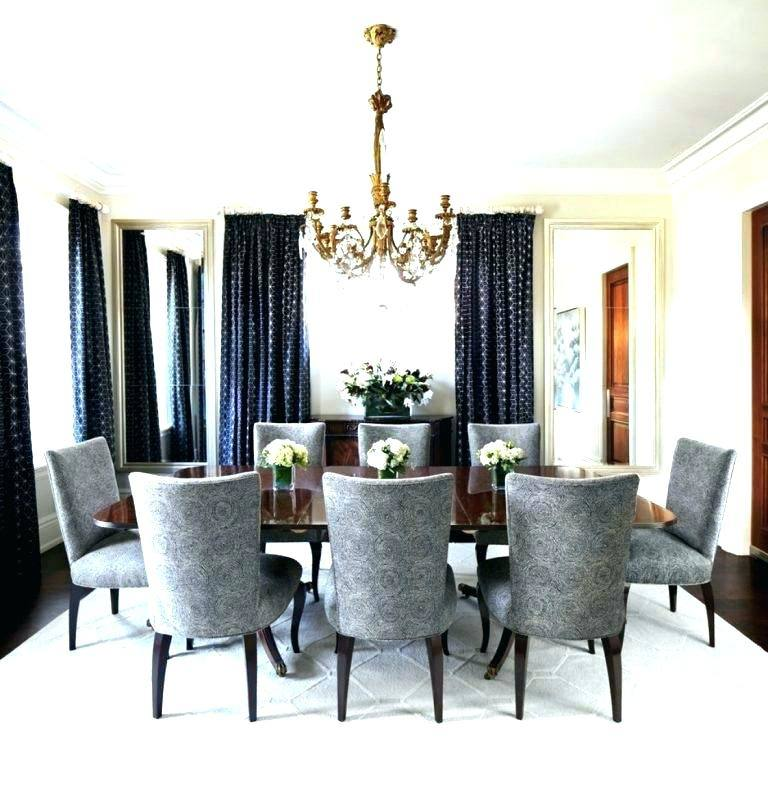 Alluring Formal Drapes Living Room Dining Room Curtains Gray Dining Room  Wainscoting View Full Size