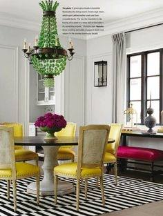 Christine Hughes' Chic Chicago Home