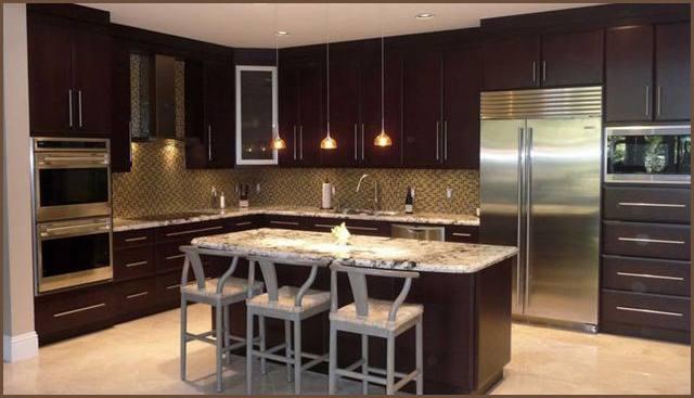 Full Size of Kitchen Decoration:latest Kitchen Designs Photos Modern Kitchen Cabinets Miami Modern Kitchen
