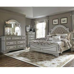 Daneston Queen Bed with 2 Nightstands,
