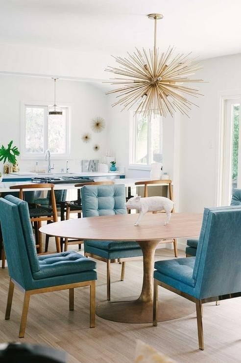 Find The Best Luxury Gold Dining Room Ideas Trend