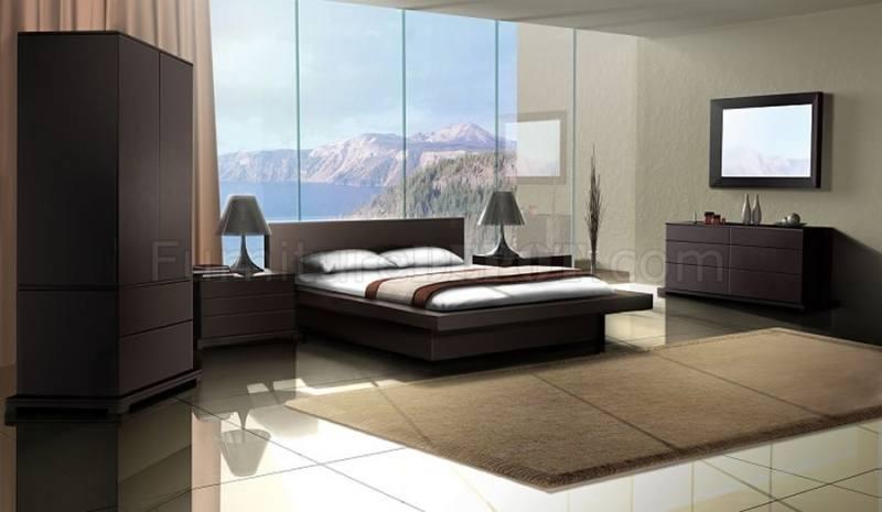 Lifestyle Solutions Zurich 5 Piece Bedroom Set in