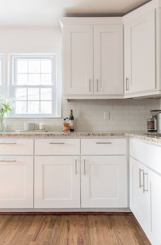 So, you've finally decided on hardware for your kitchen or bathroom cabinets and drawers (if not, check out our favorite handles and knobs),