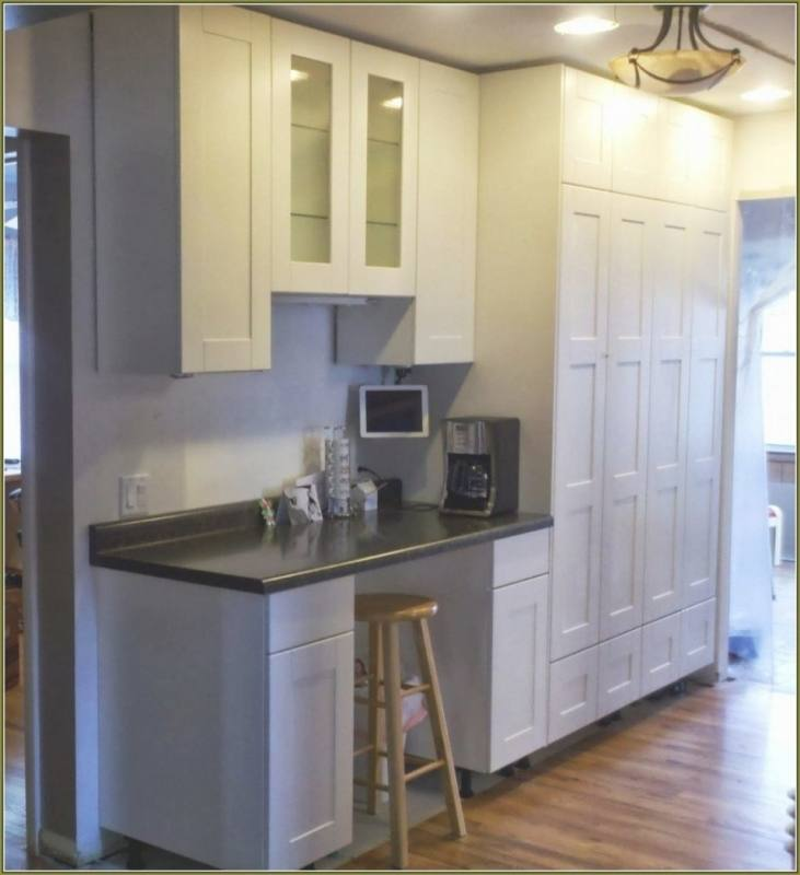 For deep kitchen cupboards, a great solution for easy access to the things  at the back