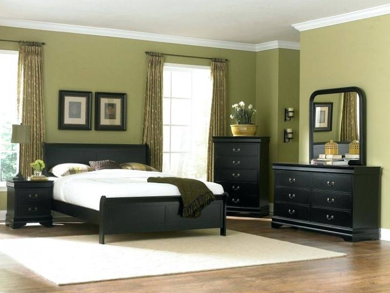 Full Size of Bedroom King Bedroom Sets In Black Black Metal Bedroom Sets Black Canopy Bedroom