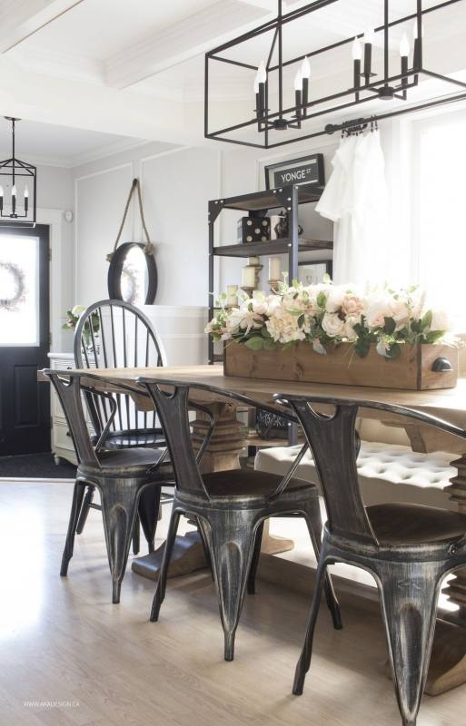 small dining room decor ideas 2017 backless chairs decorating i aid space