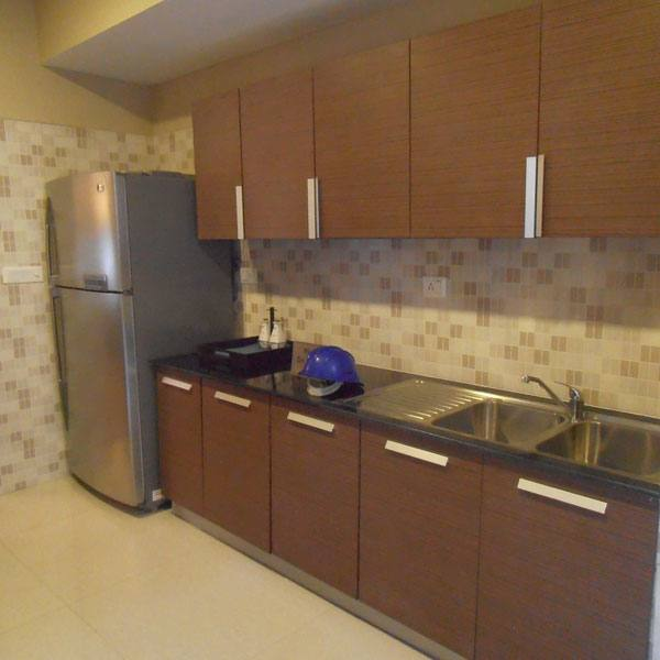steel kitchen cabinets