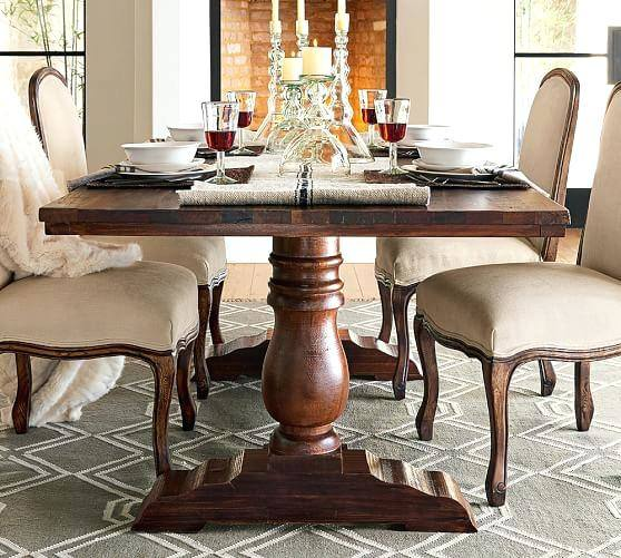 Pottery Barn Dining Table Decor Pottery Barn Dining Room Farmhouse Table Surprising Software Model Fresh In Decoration Pottery Barn Dining Table