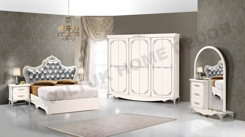 Almoda Walnut Bedroom