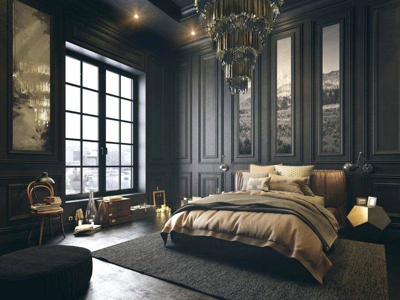 bachelor bedroom ideas bed pad manly interior design frames art diy b