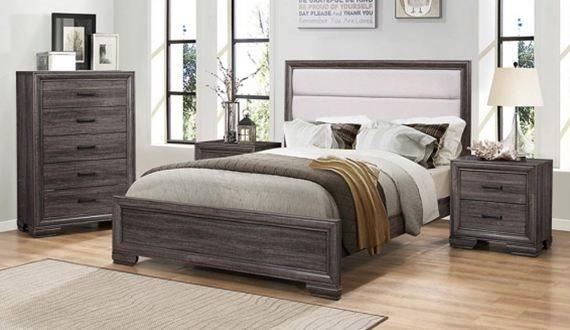 modern home wooden bedroom set furniture china in karachi