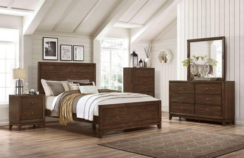 brick bedroom sets