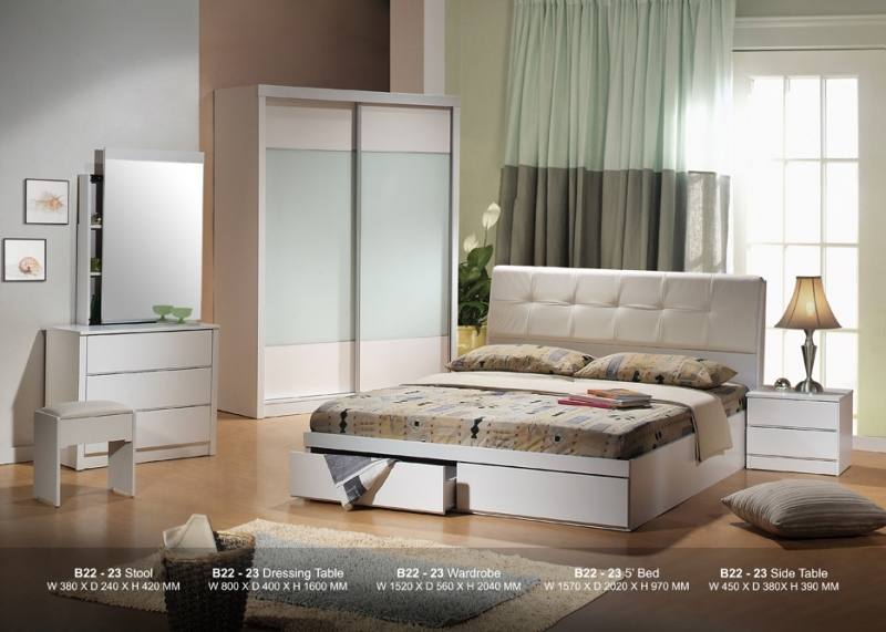 Malaysia High Quality Bedroom Furniture and Competitive Price