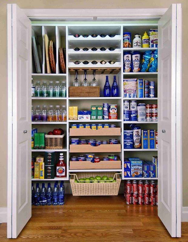 Incredible Kitchen Cabinet Storage Ideas with Creative Storage Ideas  For Cabinets Hgtv