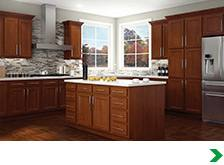 hickory kitchen cabinets menards hickory kitchen cabinets