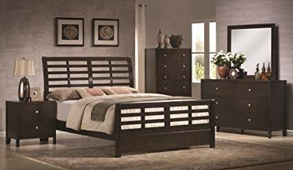 Picket House Furnishings Zoe King Platform 6PC Bedroom Set