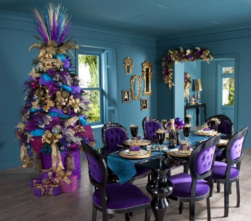 Here's how you can notch up an inspiring dining arena with exotic decor