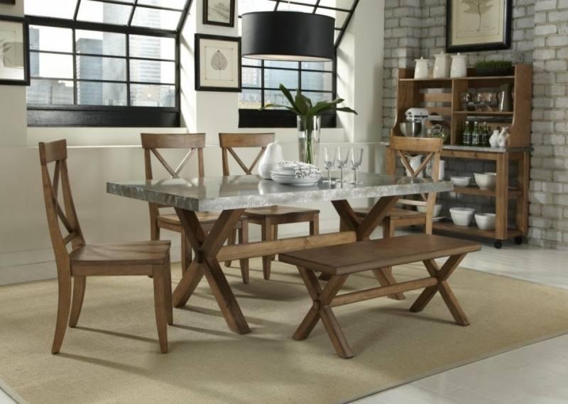 Neat Nice 45 Modern Farmhouse Dining Room Decor Ideas roomaniac