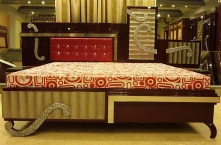 bed Set Unique Design : Rs