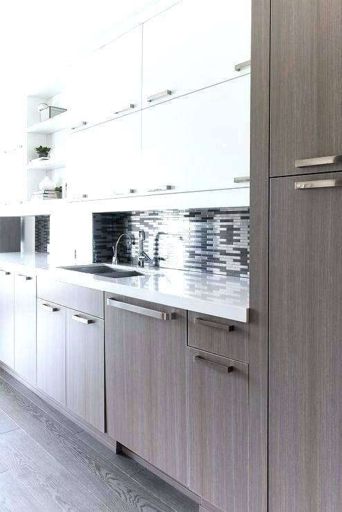 For Kitchen Cabinets White Top Grey Bottom 2018