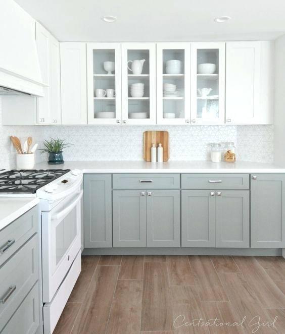 #Kitchen #Cabinets Diy  kitchen remodel, Oak kitchen remodel and Painted kitchen cabinets