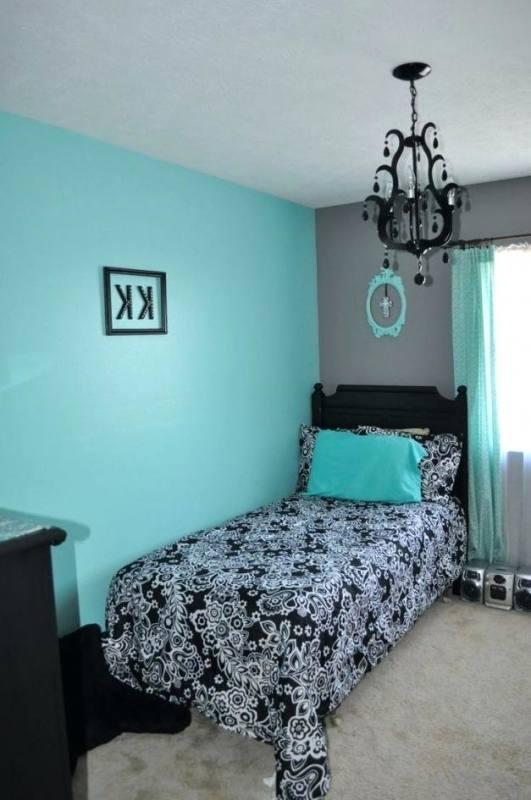 teal and gray bedroom ideas aqua grey accessories