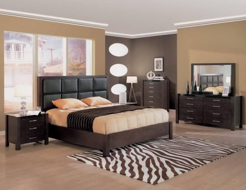 Petronella Panel Configurable Bedroom  Set Easy Home