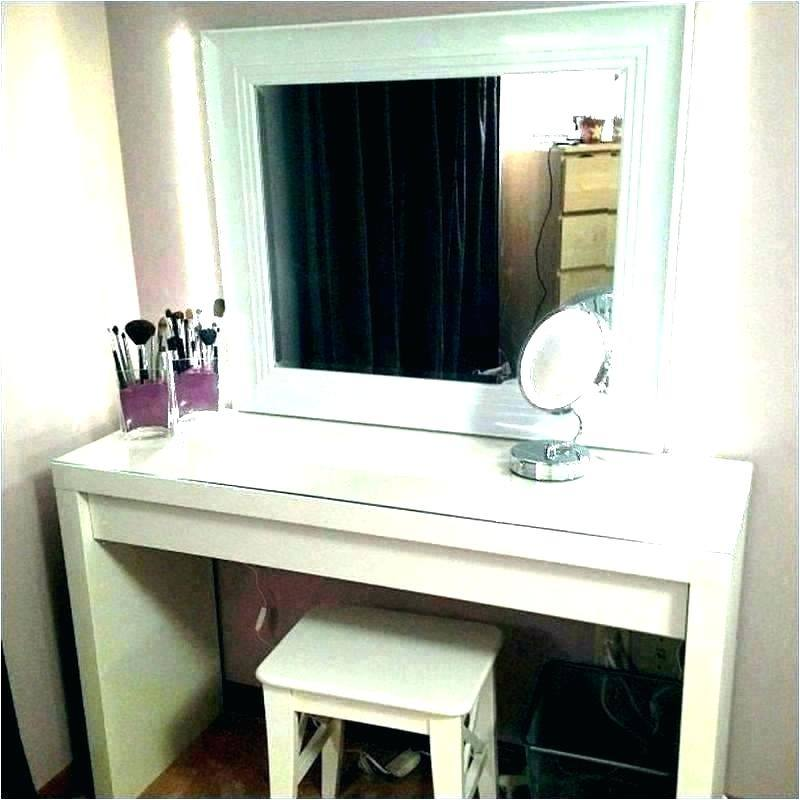 vanity table with lights around mirror attractive design vanity table with  mirror and lights best ideas